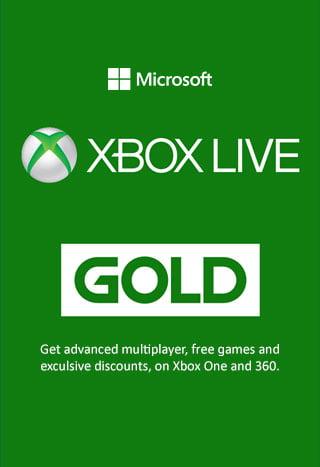 خرید اشتراک Xbox Live Gold