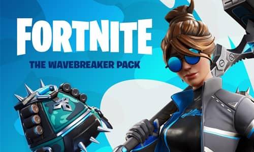 خرید پک  Fortnite – The Wavebreaker + 600 V-Bucks