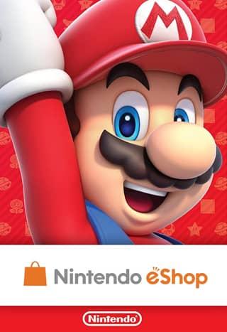 خرید گیفت کارت Nintendo