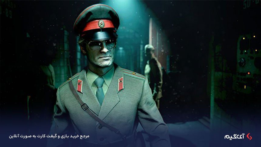 بازی جنگ سرد کال آف دیوتی