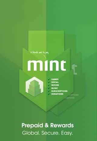 خرید گیفت کارت Mint Card