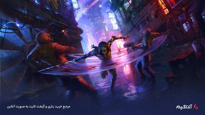 داستان بازی Ghostrunner
