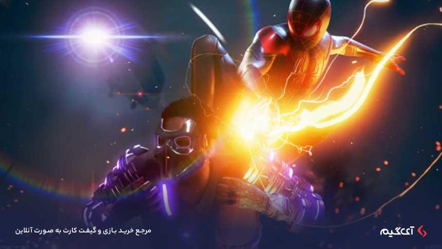 کاراکترهای بازی Marvel's Spider-Man: Miles Morales