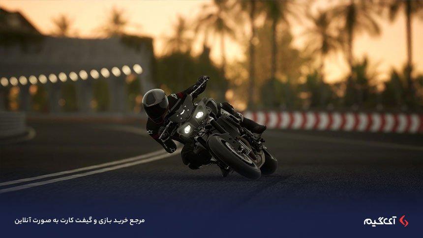 موتورهای بازی Ride 4