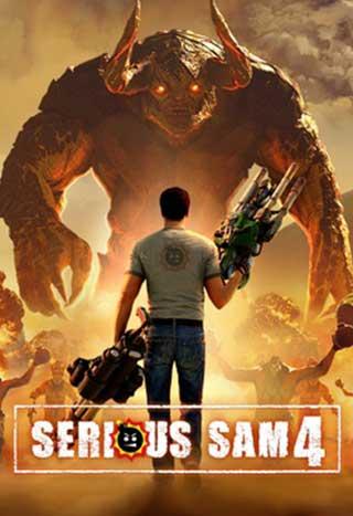 خرید بازی Serious Sam 4
