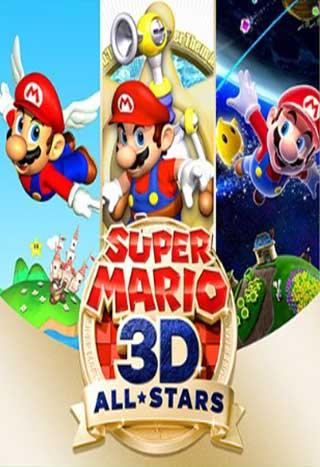 خرید بازی Super Mario 3D All-Stars