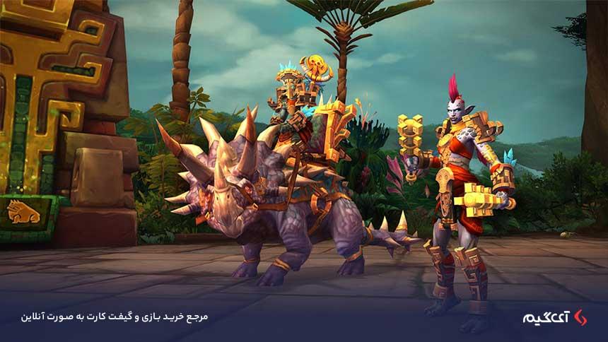 داستان بازی world of Warcraft