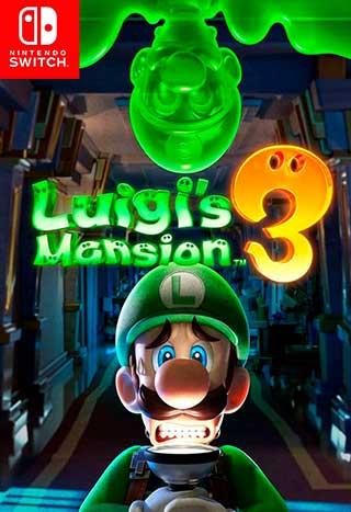 خرید بازی Luigi's Mansion 3