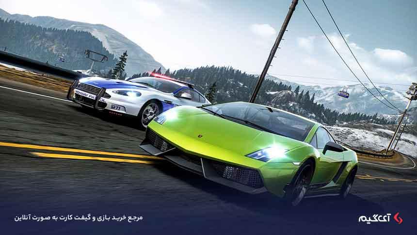 حالتهای بازی Need for Speed Hot Pursuit Remastered